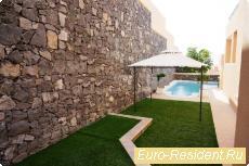 Уютная вилла с бассейном в Madroñal.